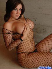 Sweet Krissy Fishnet